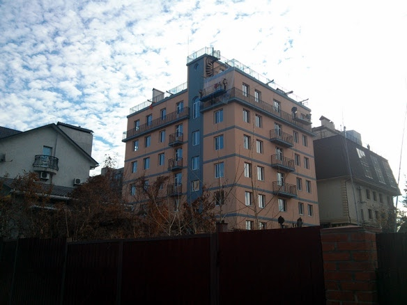 Клубный дом Цитадель
