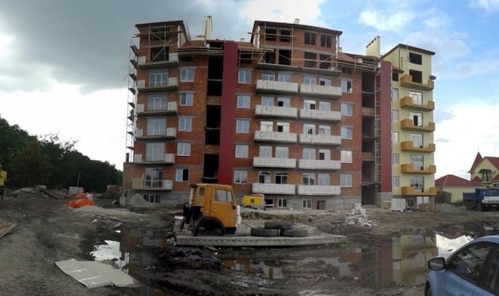 ЖК Чабаны квартал