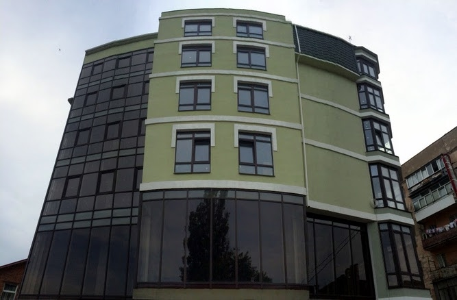 ул. Свердлова / ул. Володарского, Винница