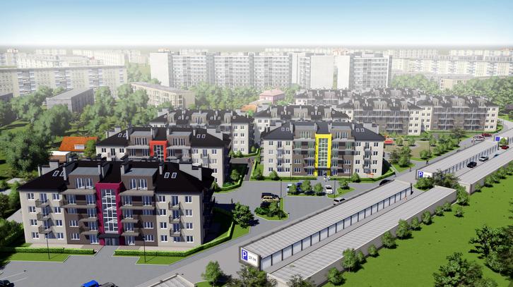 ЖК Бельгийский городок