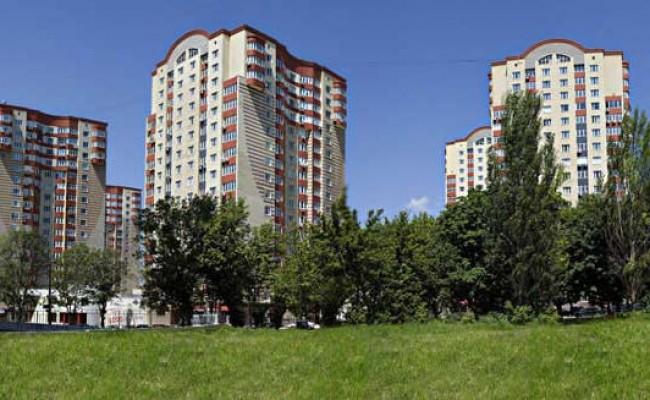 ЖК Центральный, г. Донецк, пр. Панфилова