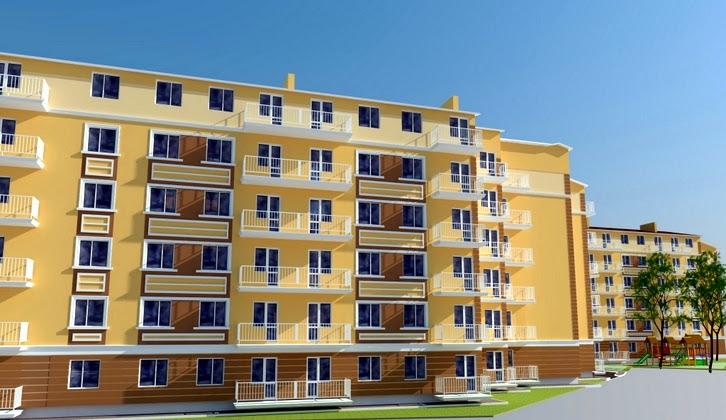 ЖК Новый Люстдорф — Люстдорфская дорога, 114 (г. Одесса)