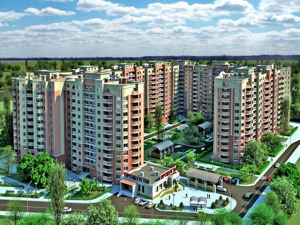 ЖК Янтарный, Одесса
